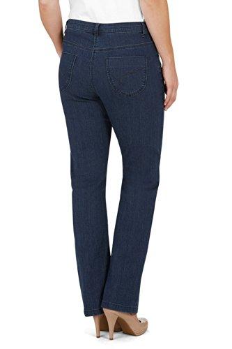 07a0f79ab73 Bonmarche Womens Boot Leg Stretch Denim Jeans Blue Size 20 - Top ...