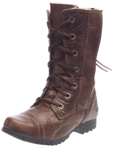 Cat Footwear Womens Jane Fur Boots P305015 Gingerroot 6 Uk