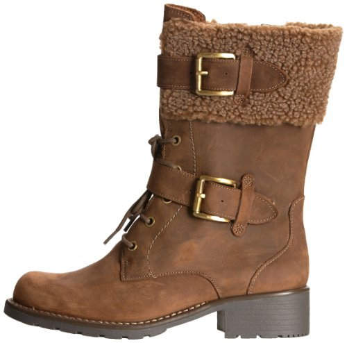 clarks orinoco prize ankle boots womens brown braun. Black Bedroom Furniture Sets. Home Design Ideas