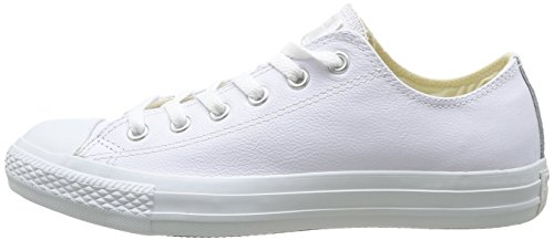 b8927b7bf069 Converse Unisex-Adult Chuck Taylor All Star Adulte Mono Leather OX ...