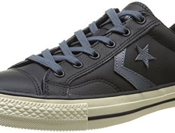12d233074d9 Converse Unisex-Adult Star Player Adulte Tonal Leather OX Trainers ...