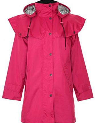 Country Estate Ladies Windsor Waterproof Fabric Lightweight Lined
