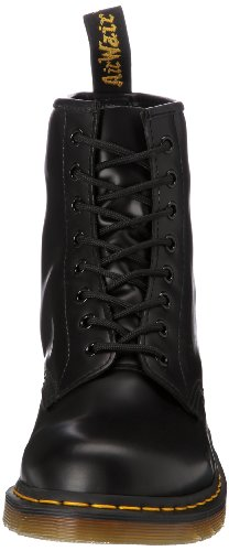 Dr Martens 1460 Originals 8 Eye Lace Up Boot Black Smooth