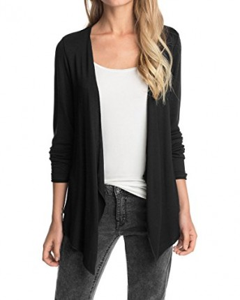 esprit collection women 39 s long sleeve cardigan black schwarz black 001 16 top fashion shop. Black Bedroom Furniture Sets. Home Design Ideas