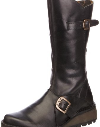 c905c37f174 Fly London Women s Mes Black Boot P210315060 6 UK - Top Fashion Shop