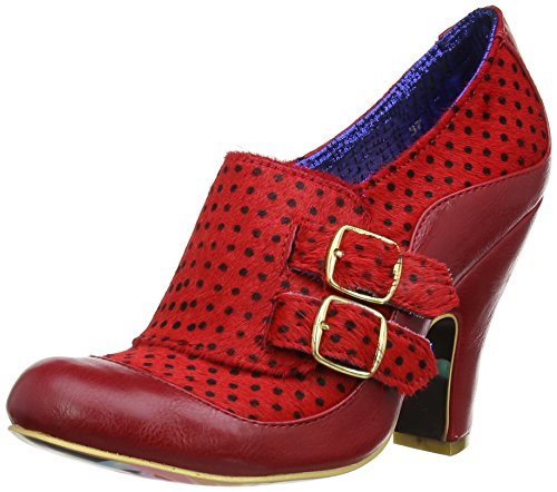 Irregular Choice Womens Wadas Wish Court Shoes