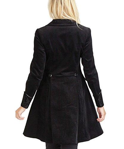 Joe Browns Women S Fit For A Queen Long Sleeved Coat Black