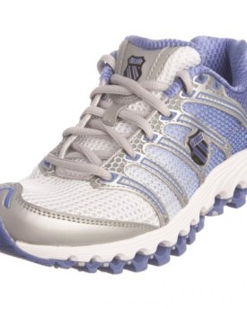 1435e155679 KSWISS-Womens-Ladies-Tubes-Run-100-Aa-WhiteSilverViolet-