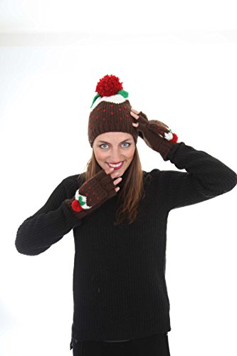 f0f9043e9cf Ladies Christmas Festive Holiday Season Fancy Dress Novelty Knit ...