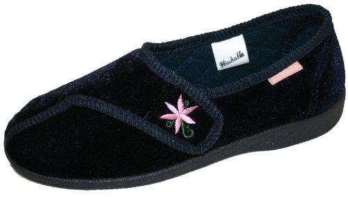 Ladies Girls Dunlop Velcro Fastening