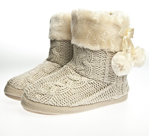 slippers s slipper boots faux fur lined with