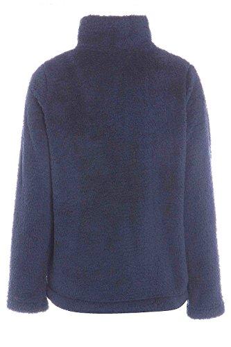 Marks Amp Spencer Fleece Cardigans Ladies Jacket Navy Blue