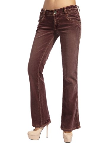 Slim Straight Jeans Womens