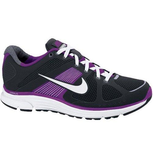 new style 136e4 af87e NIKE Lunar Elite+ Ladies Running Shoes, Grey/Purple, UK8 - Top ...