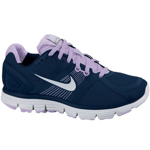 2110970ee59 NIKE-Lunarglide-Ladies-Running-Shoes-Navy-UK8-0