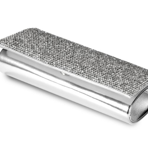 New-SILVER-CRYSTAL-DIAMANTES-EVENING-CLUTCH-WEDDING-BAG-. PrevNext 451809f3fa880