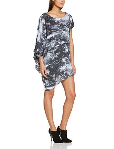 pepe jeans women 39 s short sleeve dress black schwarz. Black Bedroom Furniture Sets. Home Design Ideas