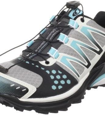design intemporel 92d0c cf541 SALOMON XR Crossmax Neutral Ladies Trail Running Shoes, Grey/Blue, UK6 -  Top Fashion Shop