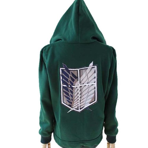 shingeki no kyojin attack on titan badge jacket wings of. Black Bedroom Furniture Sets. Home Design Ideas
