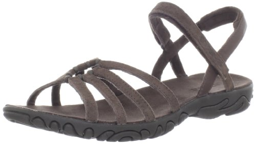 cb9a13653b81 Teva Womens Kayenta Suede W s Sports   Outdoor Sandals Brown Braun ...