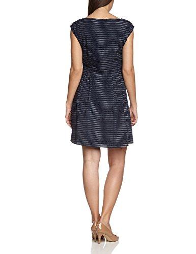 tommy hilfiger women 39 s short sleeve dress blue blau core navy. Black Bedroom Furniture Sets. Home Design Ideas