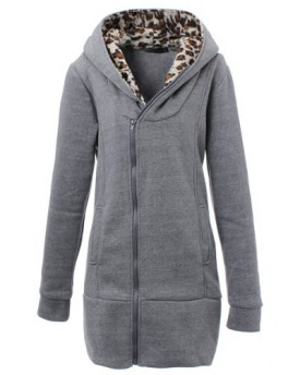 Long Fleece Coats