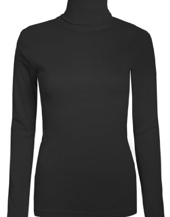 e9c2a70974668 Womens Roll Necks Ladies Polo Neck Tops Exclusively By Brody   Co ...