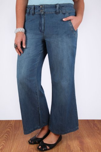 Wide-leg jeans or baggy pants are a style of clothing popular from early to mid s. The quintessential brand of