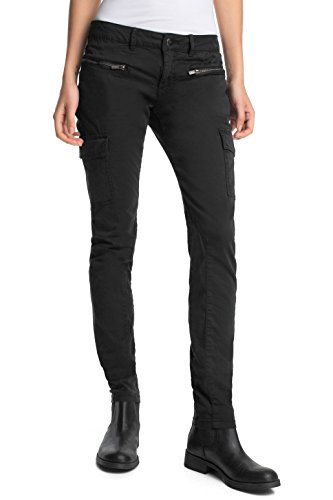 edc by esprit women 39 s trousers black schwarz black 001 16 top fashion shop. Black Bedroom Furniture Sets. Home Design Ideas