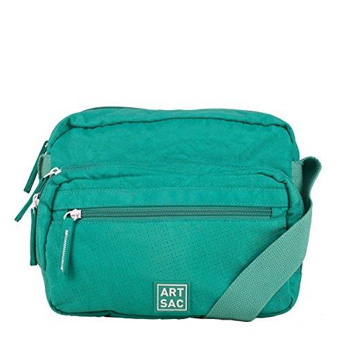2edd42e5b Art Sac Lightweight Travel Shoulder / Cross body Bag (Turquoise/Blue ...