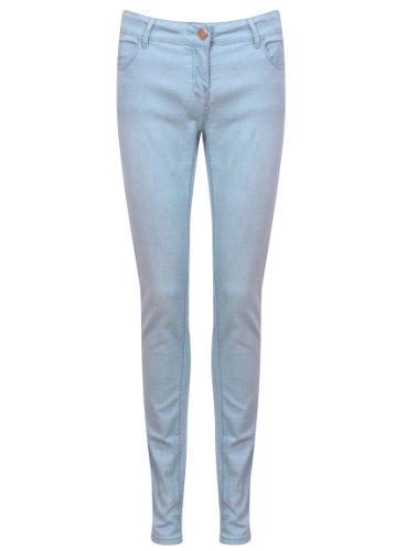 Brand New Ladies Ex F Amp F Tesco Light Blue Skinny Jeans