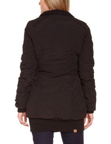 bench women 39 s razzer ii long coat long sleeve jacket. Black Bedroom Furniture Sets. Home Design Ideas