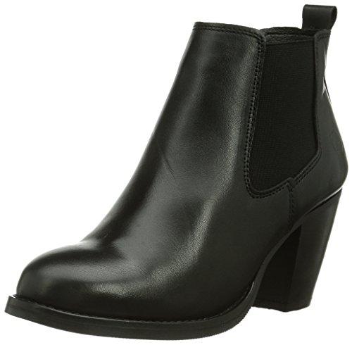 online store 0b64e 553e4 Bronx Womens 33670 N 01 Chelsea Boots 33670 N 01 Black 5 UK, 38 EU