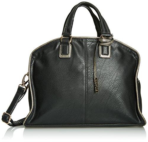 5ab37d027eb0 Bulaggi Women s 29660 Top-Handle Bag 29660.10 Black - Top Fashion Shop