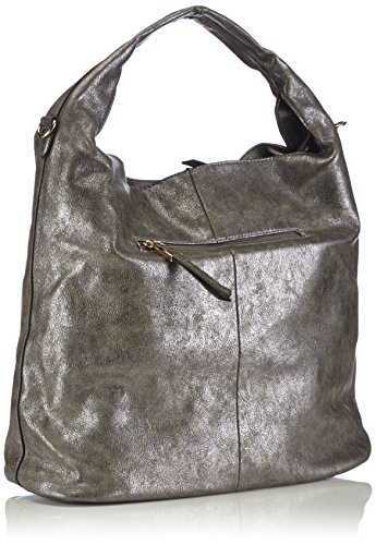 Bulaggi Women S 42101 Shoulder Bag 42101 72 Pewter Top