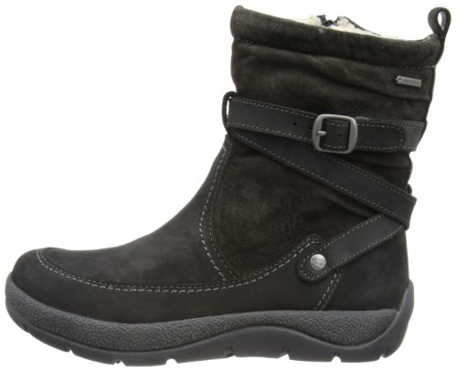camel active womens shelby black charcoal boots. Black Bedroom Furniture Sets. Home Design Ideas