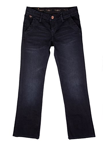 Christian Audigier Womens Causal Bootcut Jeans Cotton Slim