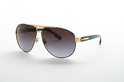 bebf01b1b46 DOLCE GABBANA D G DG Sunglasses DG 2099 BLACK 1081 8G ...