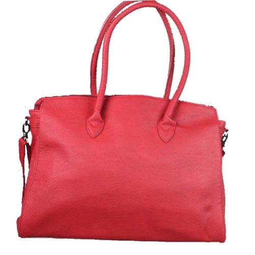 Daniel Ray Women's Shoulder Bag Red RED
