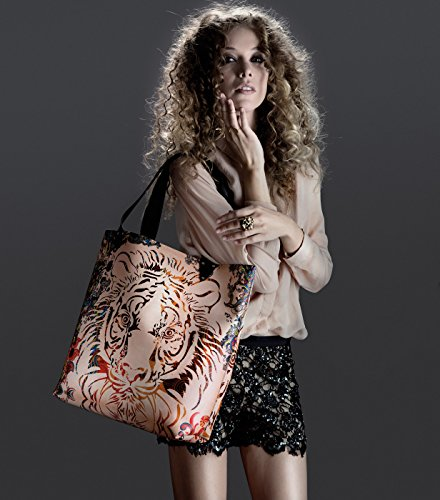 Diorama Concept Lightweight Shoulder Bags Happy Zebra