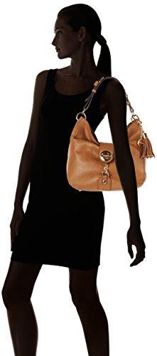 d76ea4c7ac Dune Women s Dobbly Shoulder Bag Tan - Top Fashion Shop