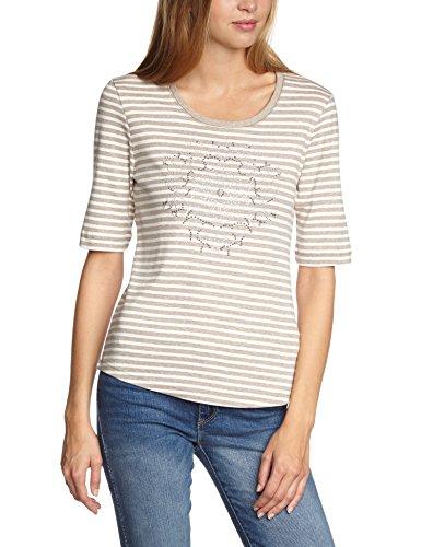 gerry weber women 39 s short sleeve t shirt multicoloured. Black Bedroom Furniture Sets. Home Design Ideas