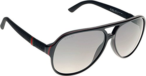 9df16b2f1e5b Gucci 1065 Black   Red   Green Frame Grey Gradient