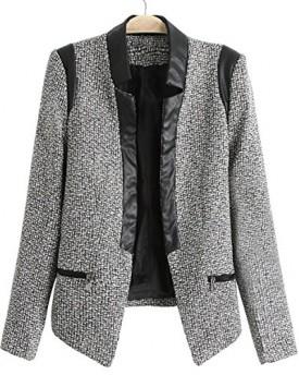 HANHE-Womens-Fashion-Blazer-Style-Long-Sleeve-Woollen-Jacket-Coat-Grey
