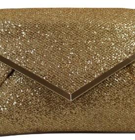 Girly Handbags Oversized Designer Clutch Bag Beige Patent Glossy