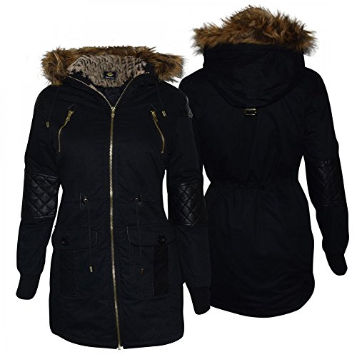Parka Coats Womens Uk - JacketIn