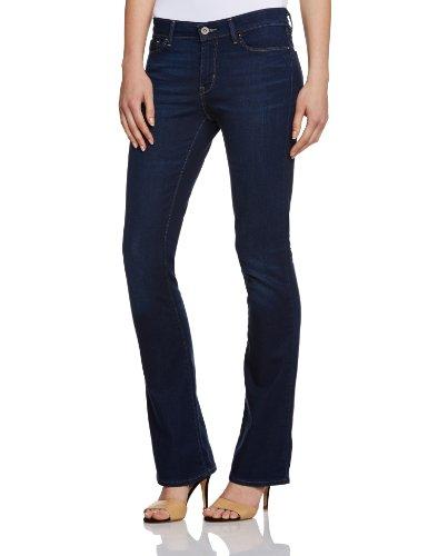 Levi's Women's Demi Curve Boot Cut Jeans, Blue (Overcast