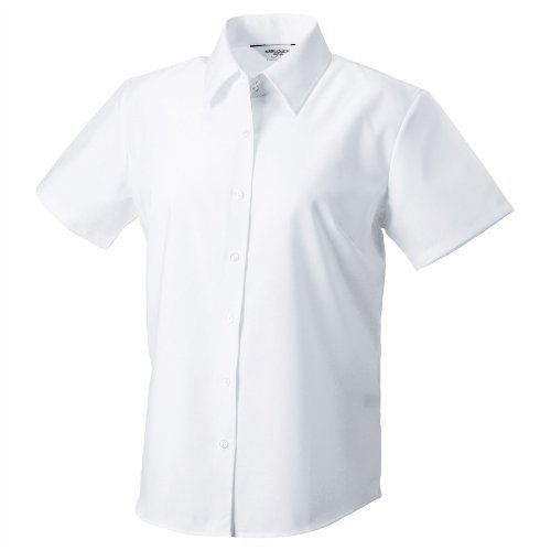 Makz Russell Athletic Collection Short Sleeve Easy Care
