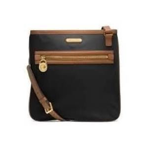 e5365b03410617 MICHAEL KORS Kempton Nylon Large Crossbody Bag - Top Fashion Shop