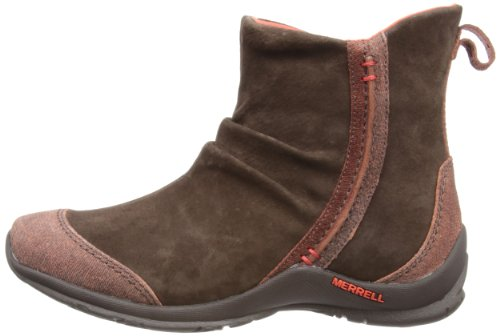 merrell womens madrasa chelsea boots brown braun coffee bean size 38 top fashion shop. Black Bedroom Furniture Sets. Home Design Ideas